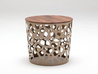Tavolino rotondo da salotto ROLF BENZ 926 | Tavolino da salotto