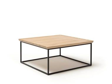 Tavolino quadrato da salotto ROLF BENZ 934 | Tavolino quadrato