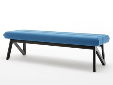 Fabric bench ROLF BENZ 944