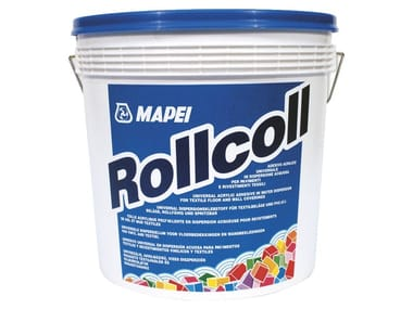 Adesivo per rivestimenti vinilici e tessili ROLLCOLL
