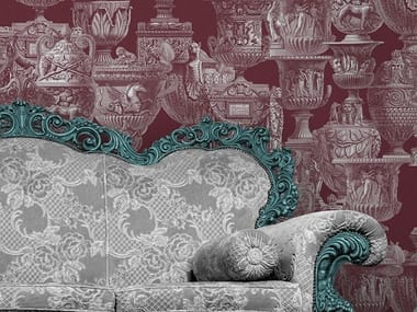 Motif Digital printing wallpaper ROMA