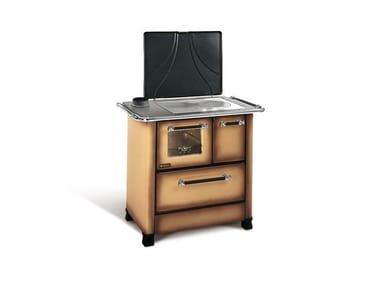 Cucina a legna economica ROMANTICA 3,5 SX