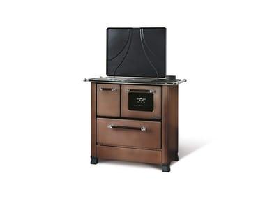 Cucina a legna economica ROMANTICA 4,5