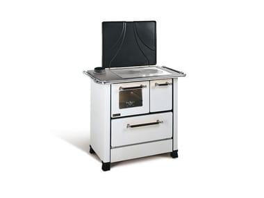 Cucina a legna economica ROMANTICA 4,5 SX