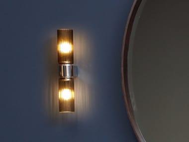 Lampade da parete in ottone cromato archiproducts
