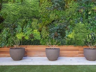 Jardim vertical ao ar livre ROOFINGREEN EDEN