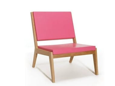 Poltroncina in legno ROOM 26 SEAT 01