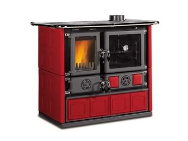 Cucina a libera installazione in maiolica ROSA - MAIOLICA