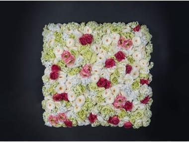 Vegetal frame ROSE FLOWER WALL
