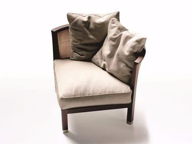 Corner armchair ROSETTA | Armchair