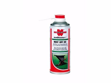 Rust prevention and converter product ROST-OFF ICE