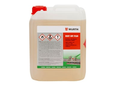Rust prevention and converter product ROST-OFF PLUS