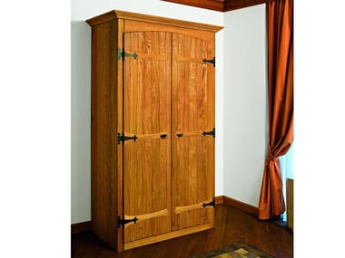 Solid wood wardrobe ROTA | Wardrobe
