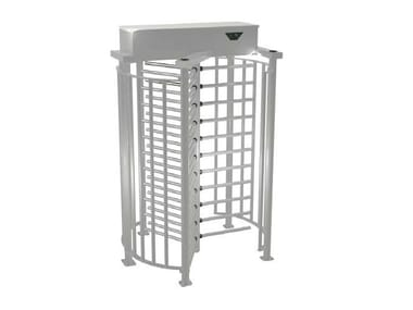 Manual full-height turnstile ROTASEC EV