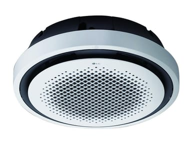 Ceiling mounted mono-split air conditioning unit ROUND CASSETTE