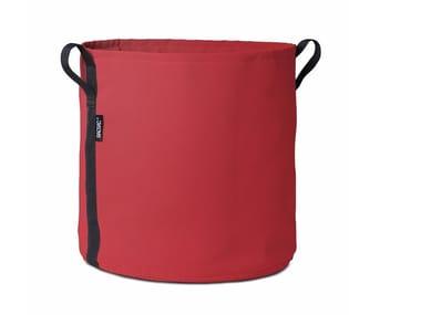 Textile fibre vase ROUND POT (50L)