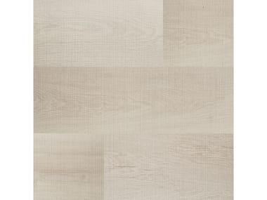 Pavimento laminato effetto legno FACILE + ROVERE CRYSTAL