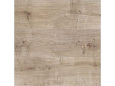 Pavimento laminato effetto legno FACILE + ROVERE LUNA