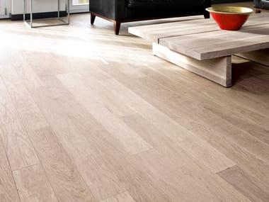 Oak flooring OAK PICCOLINO - WHITE OIL