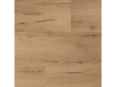 Pavimento laminato effetto legno PRESTIGE L ROVERE SENESE