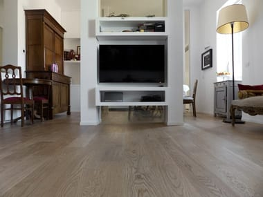 Prefinished wooden parquet ROVERE