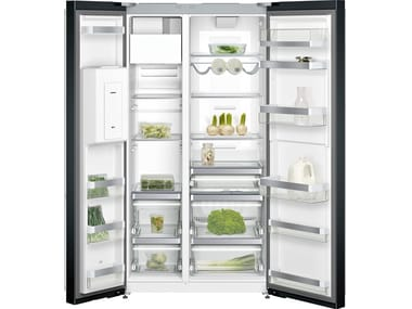 Contemporary style double door refrigerator RS295355 | Refrigerator