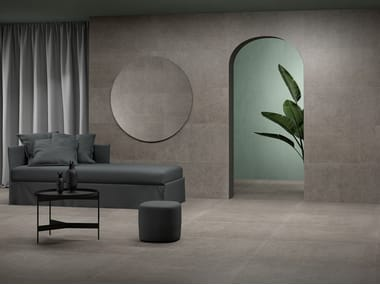 Indoor porcelain stoneware wall/floor tiles RUGBY 4D