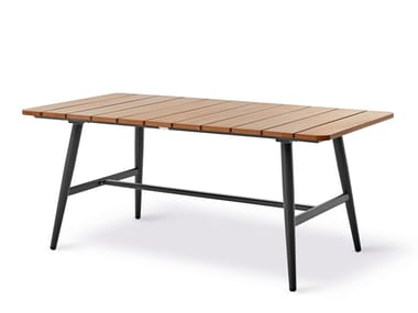 Teak dining table RUGBY | Dining table