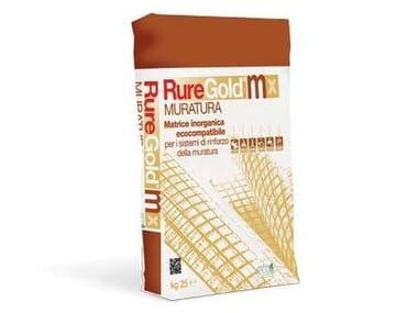 Consolidamento della muratura RUREGOLD® MX MURATURA