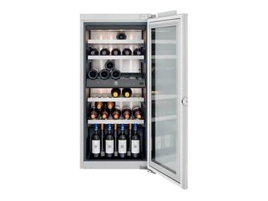 Wine cooler with glass door RW222262 | Wine cooler