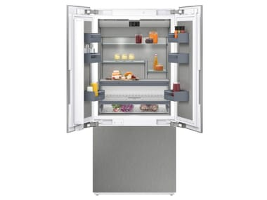 Double door built-in refrigerator with freezer RY 492 304 | Double door refrigerator