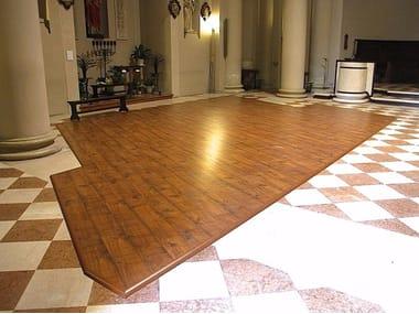 Radiant floor panel Radiant floor panel