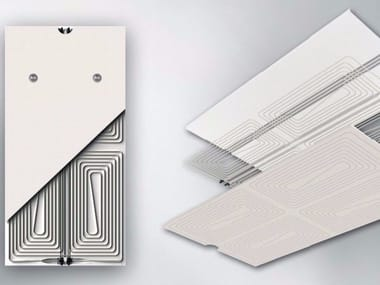 Radiant wall panel / Radiant ceiling panel Radiant wall / ceiling panel