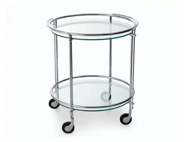 Aluminium food trolley RIKI