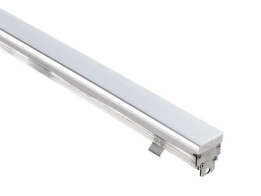 Built-in outdoor LED light bar Rio 2.4
