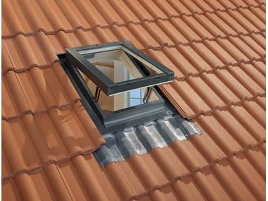 Wooden roof window Roof window