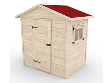 Casetta per giardini in legno S