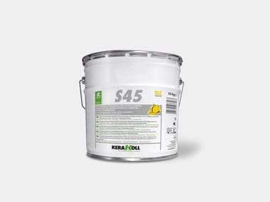 Adesivo organico minerale S45