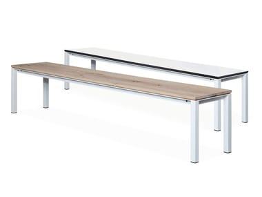 Sitzbank aus Holz S600   Sitzbank aus Holz