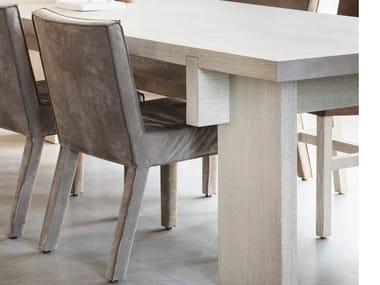 Upholstered chair SAAR | Chair