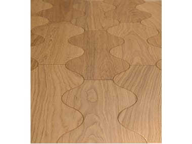 Oak wall tiles / parquet SABLIER