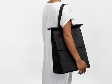 Leather bag SACOCHE