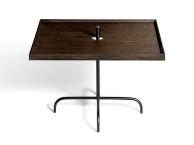 Rectangular birch coffee table SAIL