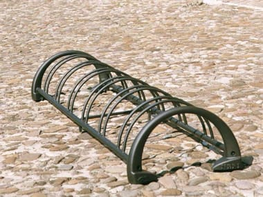 Cast iron Bicycle rack SALIX | Bicycle rack