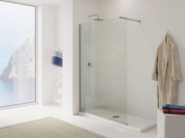 Crystal Walk in shower SAMOA