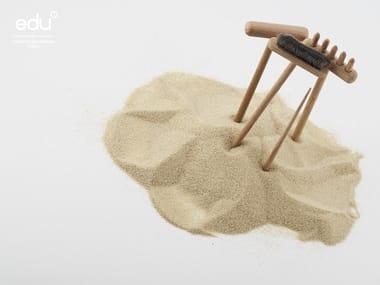 Wood and sand creativity set SAND GARDENS
