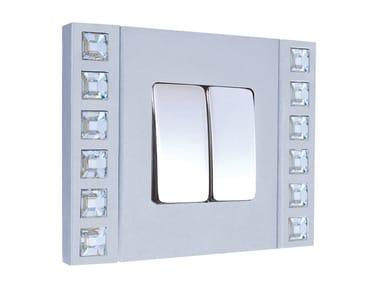 Brass wiring accessories SAND & VELVET & DÉCOR