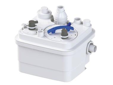Waste macerator / grey water unit SANICUBIC 1 WP
