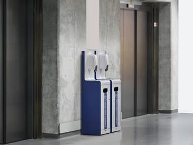 Sanitation and access control