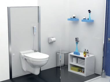 Toilet for disabled SANIMATIC WC